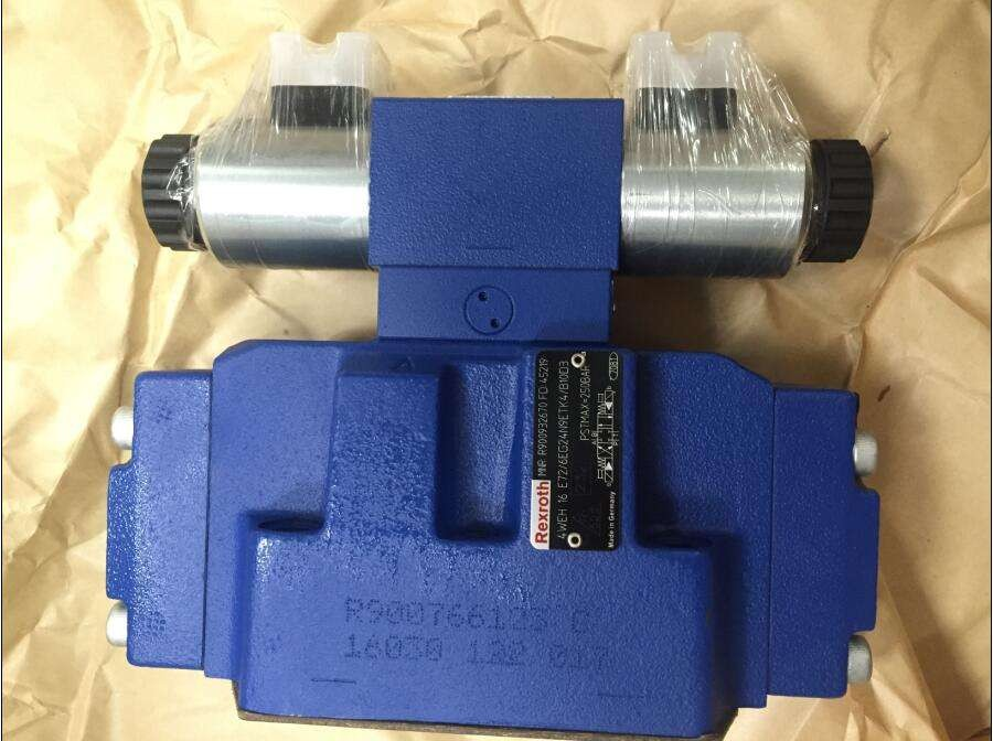 REXROTH 4WE 6 M6X/EG24N9K4/V R901259695 Directional spool valves