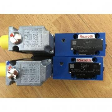 REXROTH 3WE 6 B6X/EW230N9K4/V R900588201 Directional spool valves