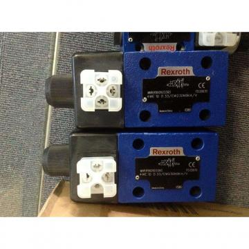 REXROTH 4WE 6 D7X/HG24N9K4/B10 R901278784 Directional spool valves