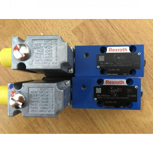 REXROTH 4WE 6 HB6X/EG24N9K4 R900503424 Directional spool valves #1 image