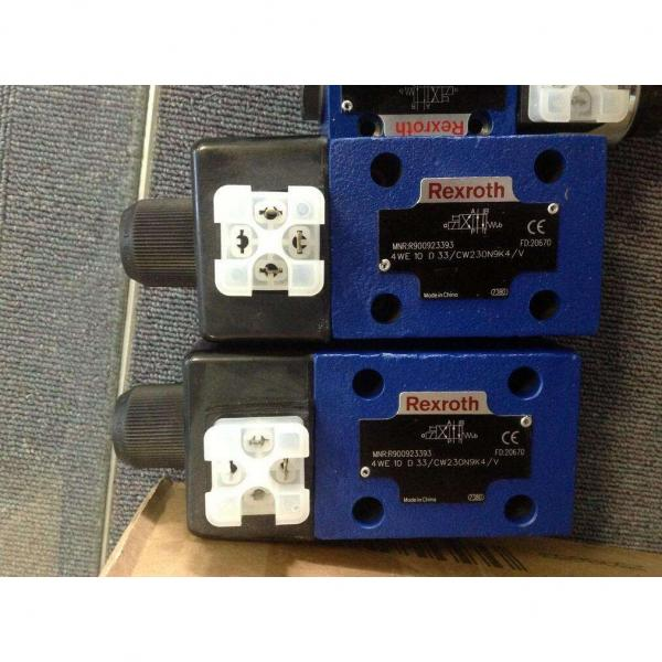 REXROTH M-3SEW 6 U3X/630MG205N9K4 R987004784 Directional poppet valves #1 image